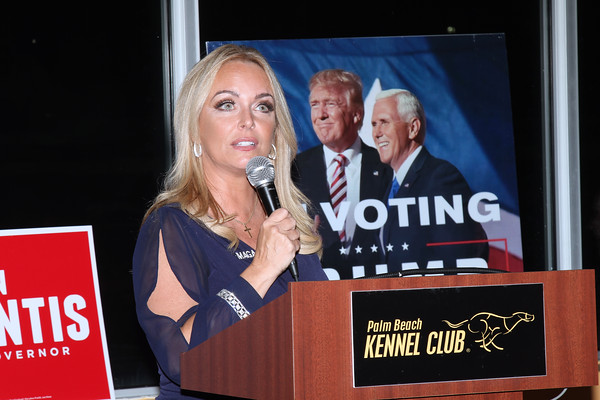 Club  45 PBC - October 8th, 2018 - Palm Beach Kennel Club  - Jim Jordan & Dr Gina Loudon