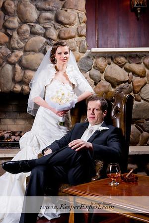 Grisha and Olya' Wedding