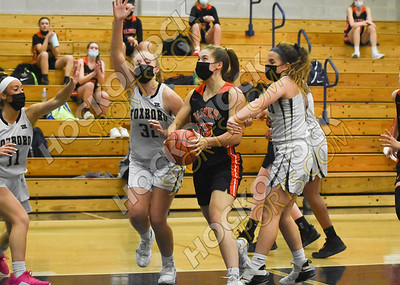 Foxboro - Oliver Ames Girls Basketball 1-14-21