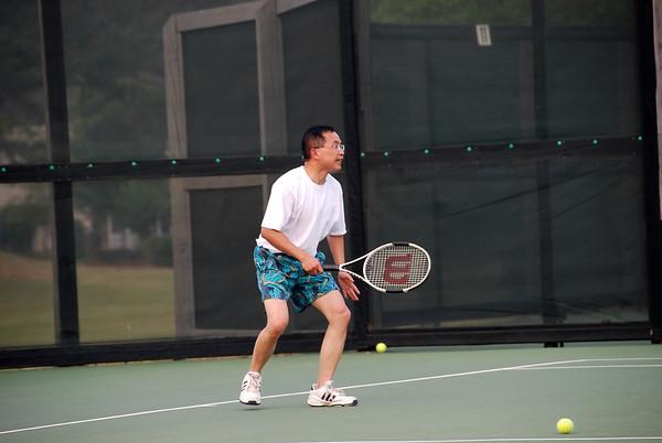 Clanton Tennis