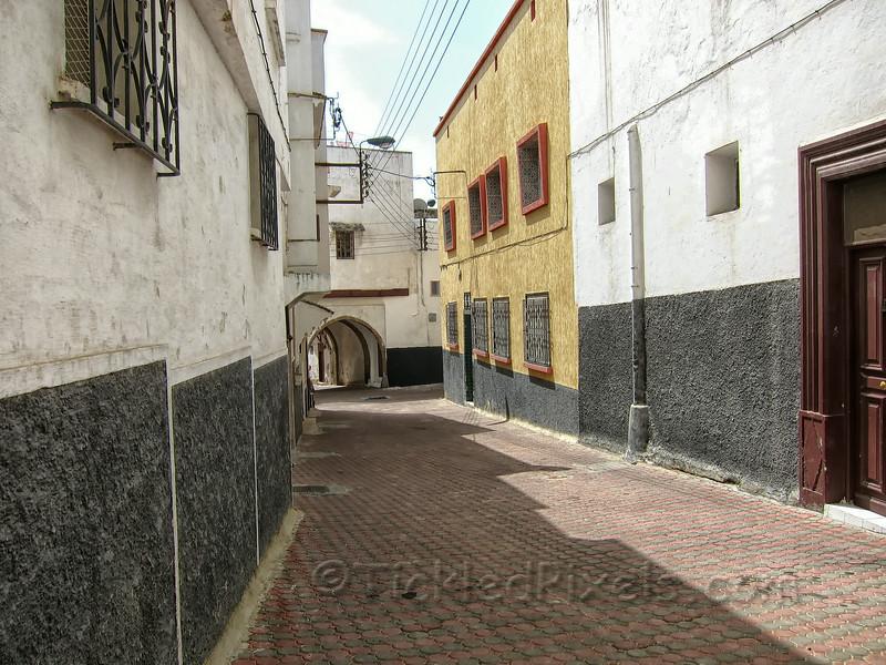Backstreet Casablanca