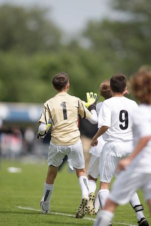 U13 Boys - Michigan Wolves Vs Vardar - 2ndHalf