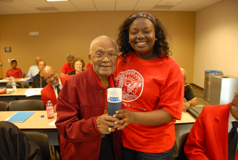 April 2018 East  Coast Chapter Tuskegee Airmen Meeting