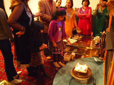 2013 Lohri Celebration
