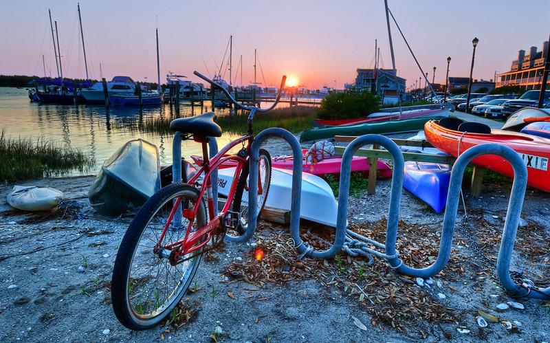 Beaufort Sunset  http://sillymonkeyphoto.com/2011/06/10/beaufort-sunset/