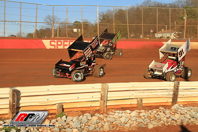 """Lincoln Speedway - 4/8/17 - Ed """"Lugnut"""" Funk"""