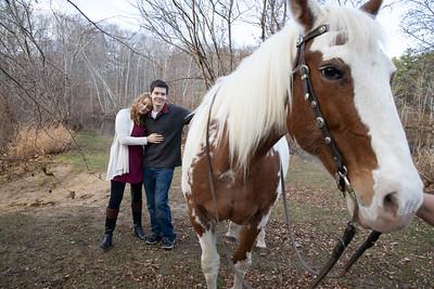 Lyza and Codi Engagement