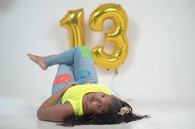 Amoree - 13th Birthday Shoot