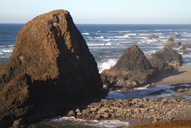 More beautiful views at Seal Rock