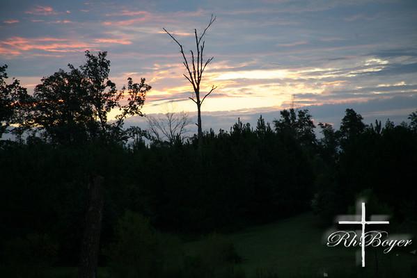 Cedar Creek Sunrise