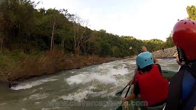 Kagay Rafting - January 2012