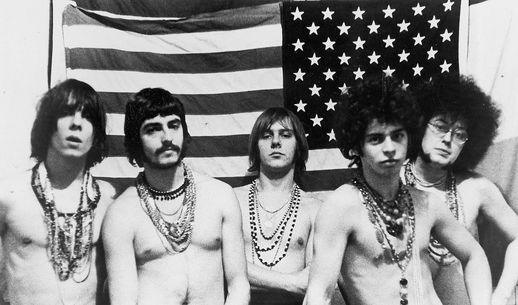 . MC5 (Courtesy of the Rock & Roll Hall of Fame and Museum)