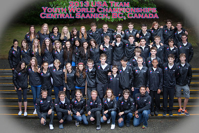 2013 Youth World Championships, Central Saanch, BC. CA