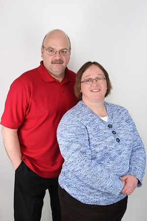 Gary and Vivian Turner