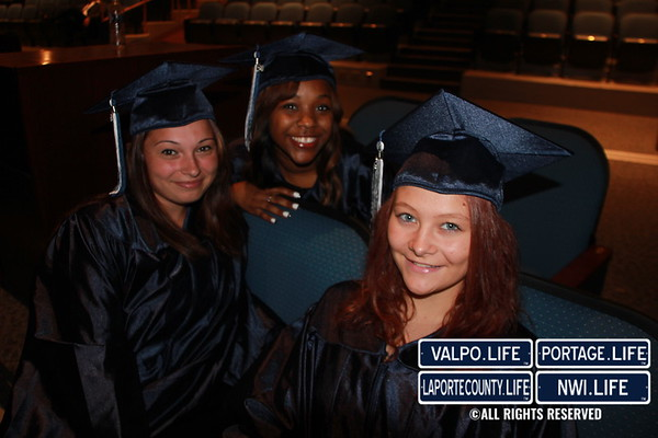 Michigan City High School Graduation 2014