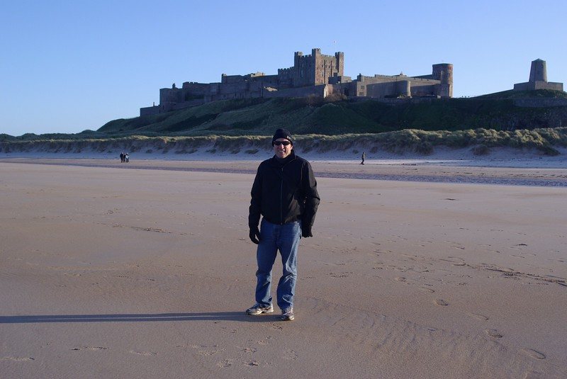 Bamburgh UK