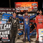 Grandview Speedway USAC Sprints - 6/15/21 - Steve Sabo