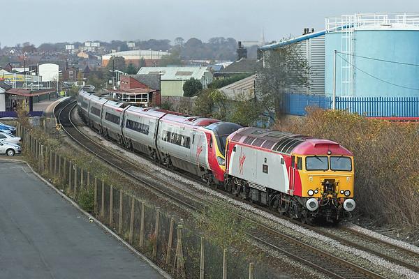 4th November 2007: Chorley