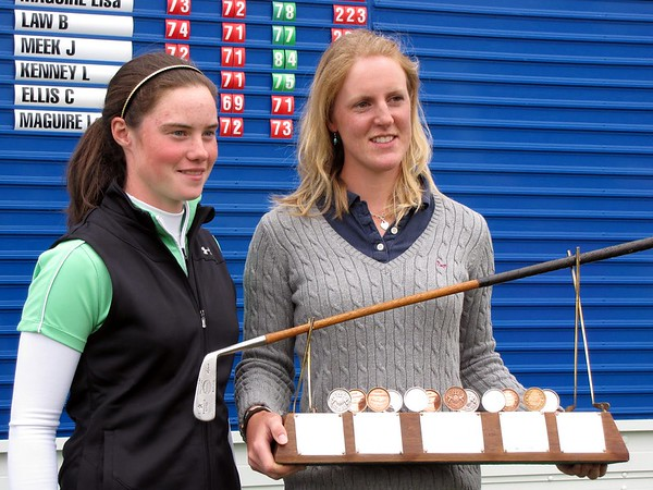 Curtis Cup, Ricoh, Helen Holm and More