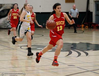 Chico High defeats Paradise girls basketball 59-40