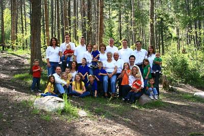 Olsen Family 2008