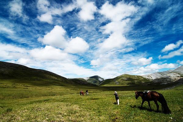 Khövsgöl Nuur Horse Trek