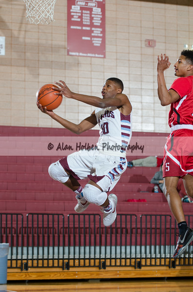 Mens Varsity Basketball - Sexton at Okemos