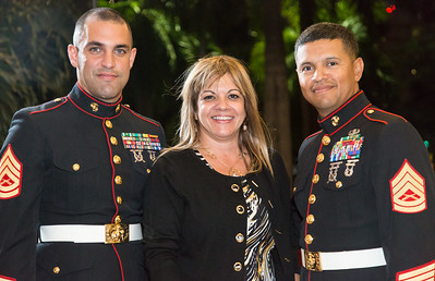 US Marines are always Making a HUGE difference in any thing they get involved with, and last night was no different!