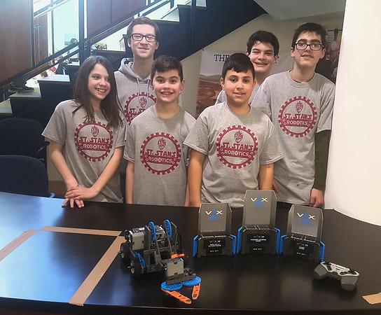 Robotics Regionals