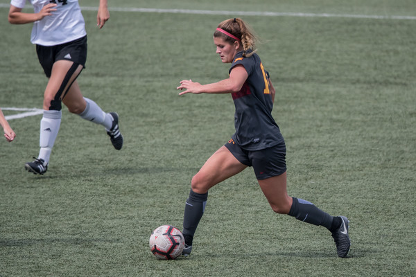 ISU Soccer vs Milwaukee 09/09/18