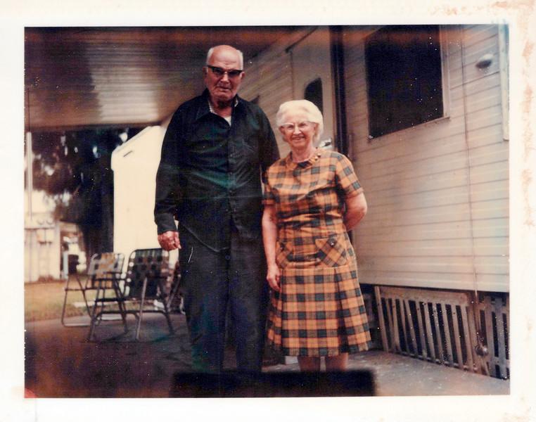 1975 Tony and Florence Konyha with trailer in Punta Gorda FL.jpeg