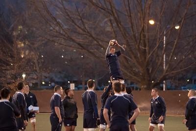 2012 BYU Rugby Spring PreSeason