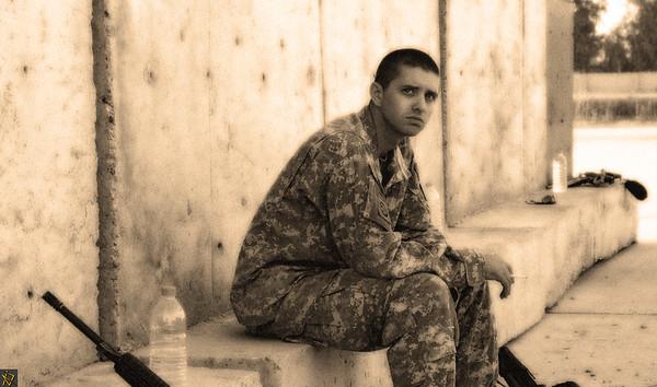 Iraq: Sepia Tones