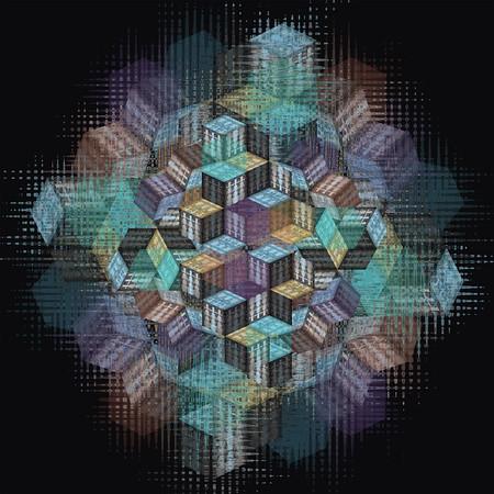 Cubescapes