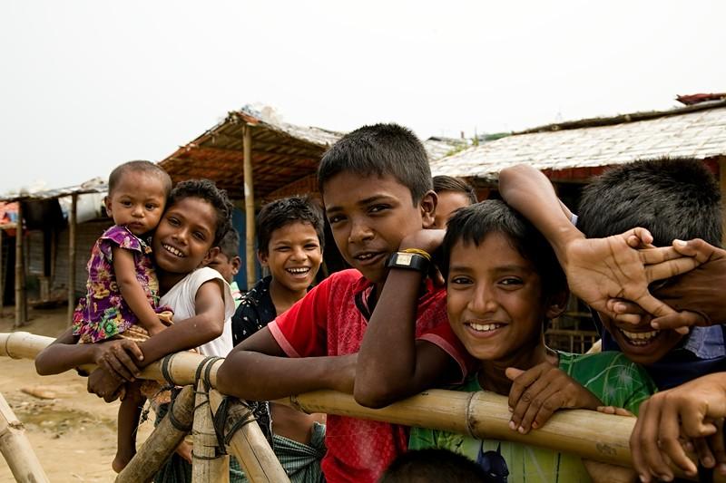 Generic Photos - UNICEF - Rohingya Refugee  Camp - Coxsbazar - sujanmap