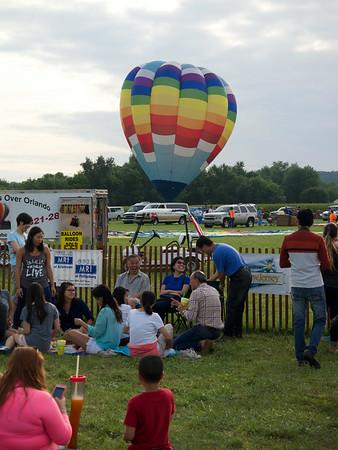 Balloon Fest NJ 2014