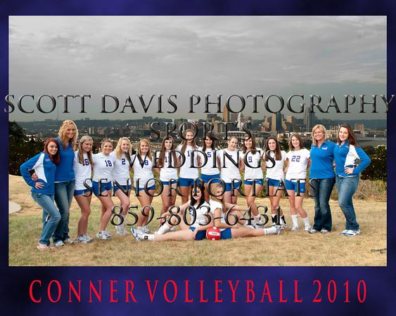 Conner 8x10 Team Photos