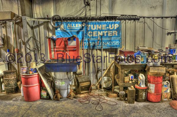 Butch's Garage