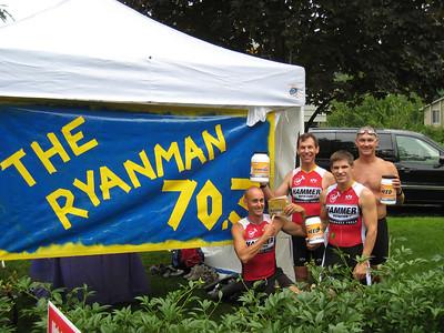 2008 RyanMan 70.3 Triathlon