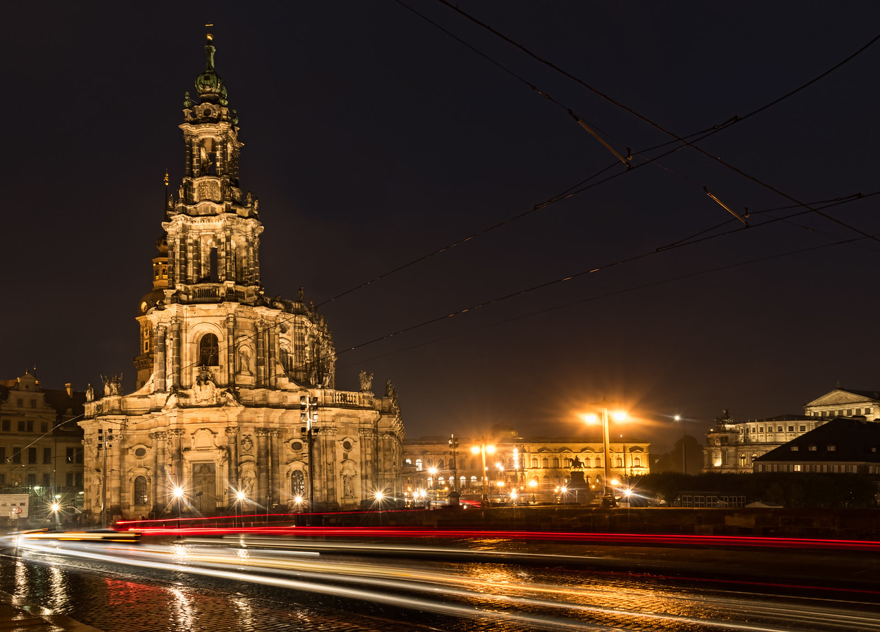 Katholische Kirche, Dresden Castle