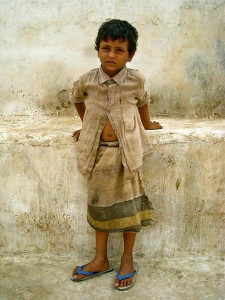 in Zabid, Yemen