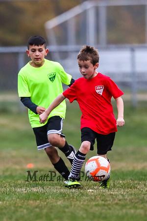 2020-10-21 HYA Soccer 3-4 Grade