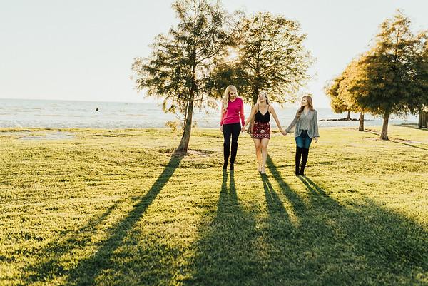 Jennifer, Heather & Kelly