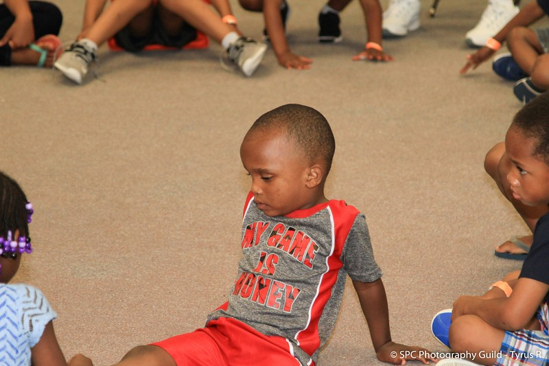 Wednesday VBS