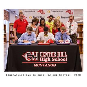 Signing Day 07MAY15