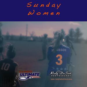 Sunday Women