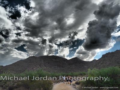White Tank Mountains -2014