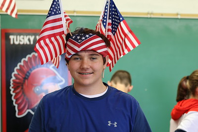 TVHS Patriotic Day