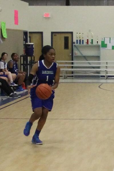 Varsity Girls Basketball vs East Texas Christian 2.12.15
