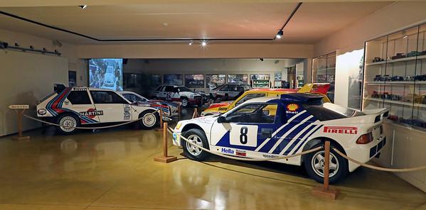 Manoir de l'Automobile, Loheac, France
